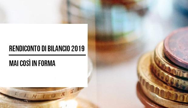 IL RACCONTO DEL BILANCIO DEL 2019