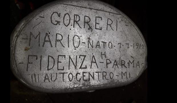 LA STORIA INCREDIBILE DEL SOLDATO MARIO GORRERI